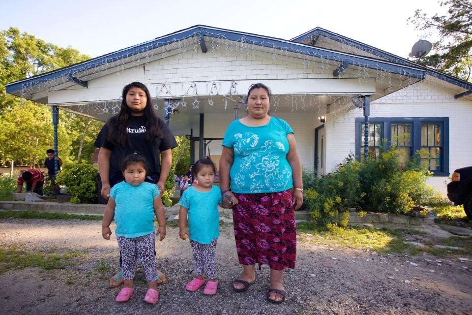 Hispanics in Mississippi