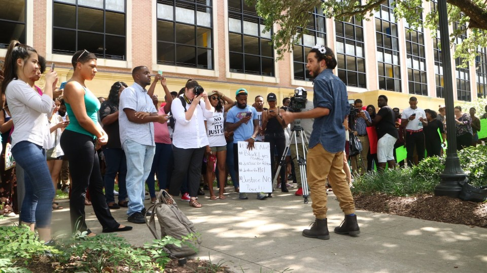 protests against police killings