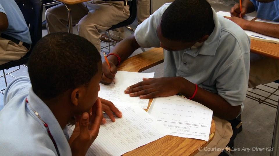 juvenile detention centers and education