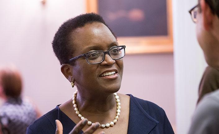 Valerie Smith, Swarthmore