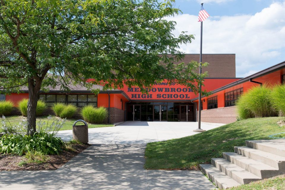 Meadowbrook High School is part of regional collaborative of school districts in rural Ohio.