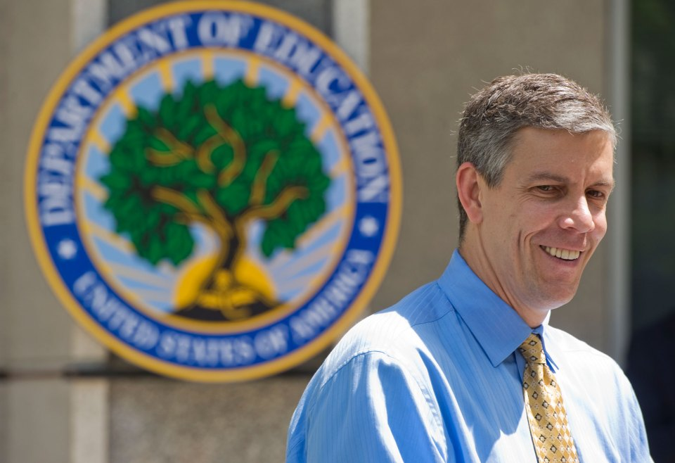 Former Secretary of Education Arne Duncan has a new book out, How Schools Work: An Inside Account