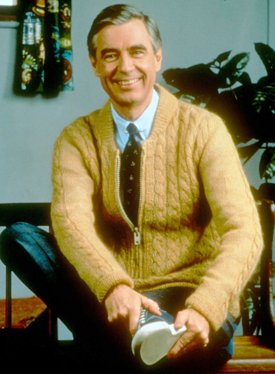 Opinion Mister Rogers Voice Of Reason In The Tumultuous 60s Still Rings True