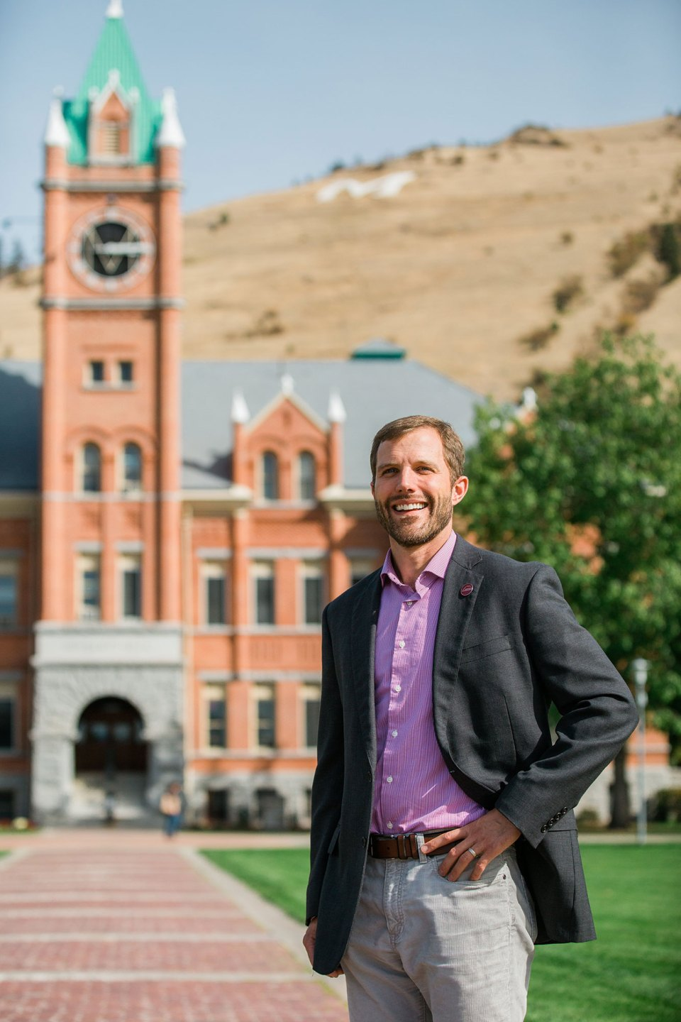 "University of Montana President Seth Bodnar, a former Green Beret still in his first year on the job, says ""it would be an obviously very dismaying and troubling indication of this country's focus"" if voters reject continuing a property tax levy that pays for about 10 percent of his institution's budget."