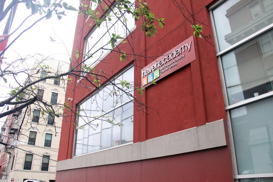 Mott Haven Academy Charter School was started by a New York City child-welfare organization with the goal of helping lift the academic performance of the city's most vulnerable students.
