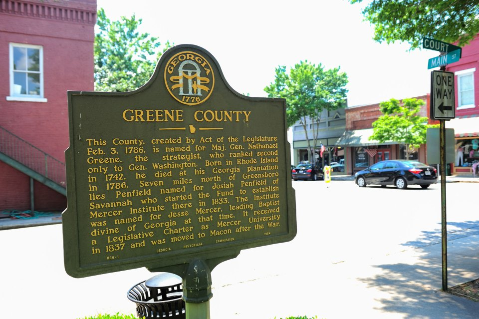 Greene County is a rural county located in the Black Belt.