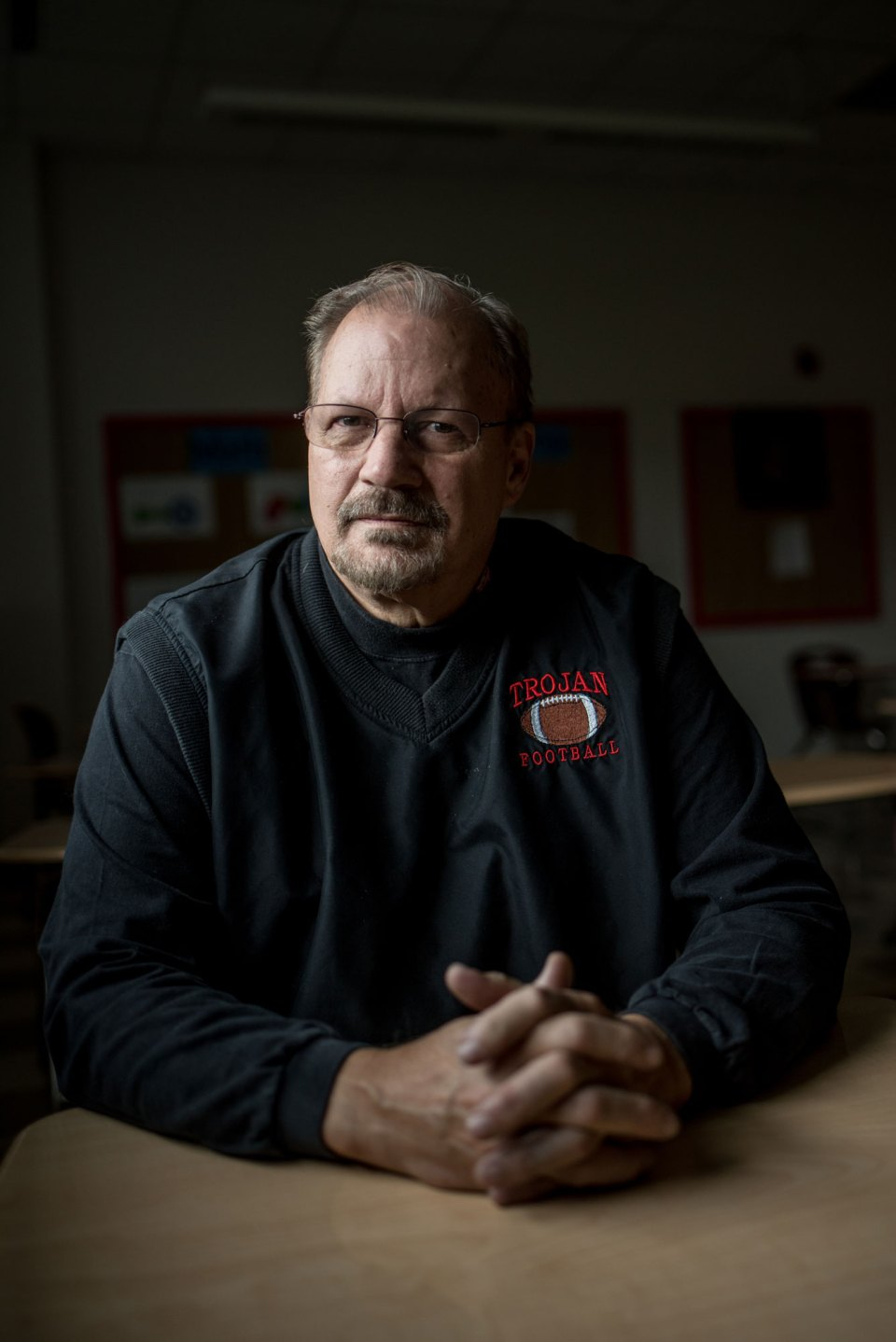 Jay Munz, who has taught for 23 years in Whitmore Lake, was surprised that a controversial annexation campaign in 2014 didn't play up the benefits his district would have brought to neighboring Ann Arbor Public Schools.