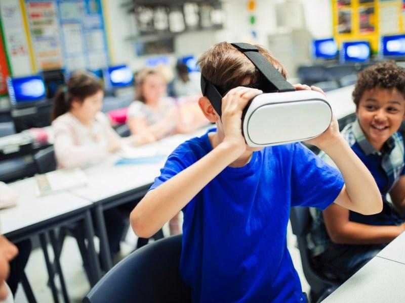 VR in schools