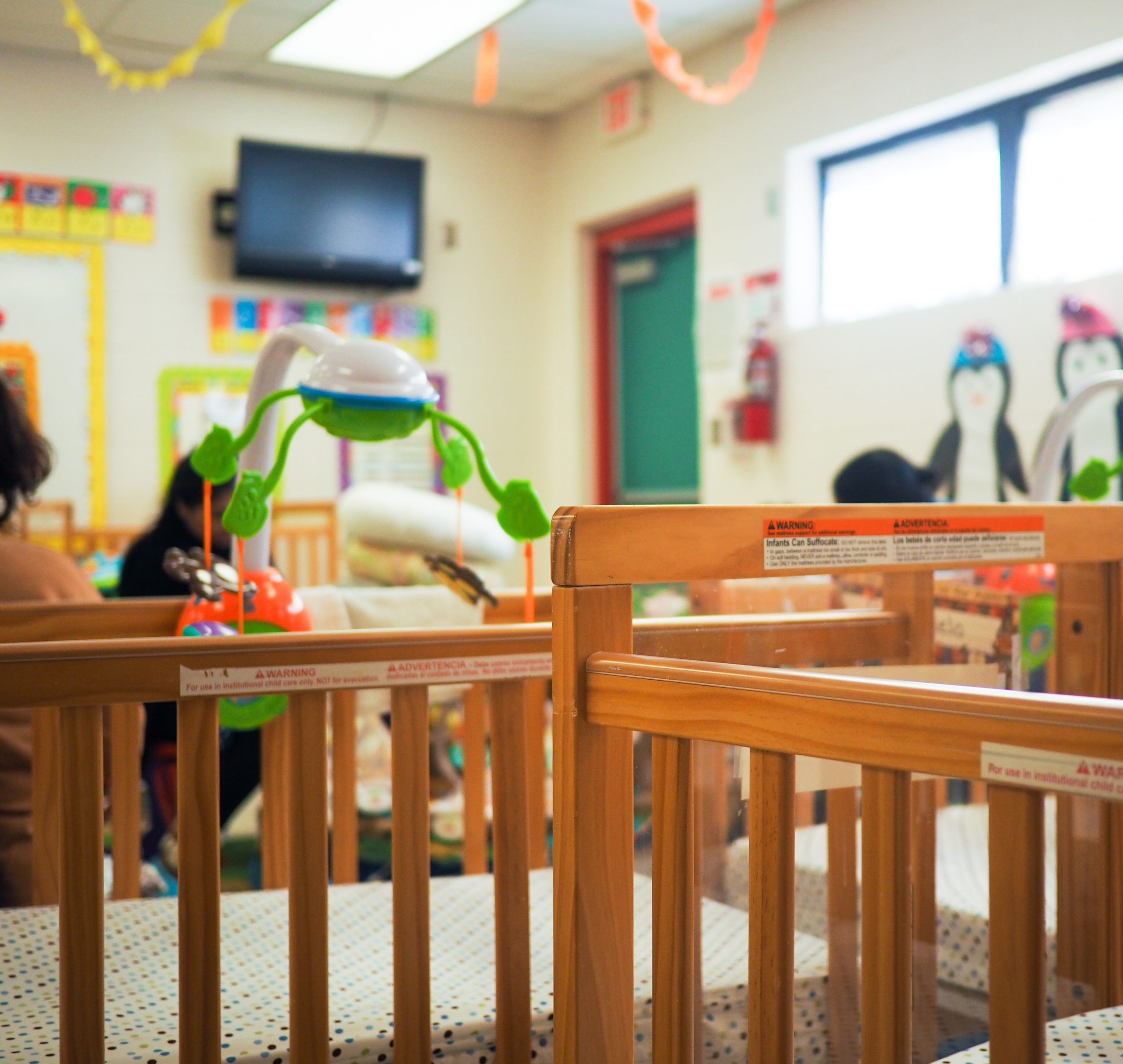 Child care, car seats and other simple ways to keep teen moms in school