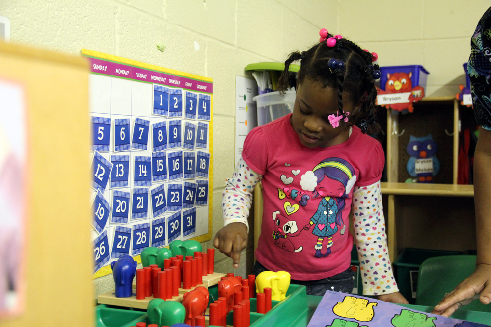 Pre-K may boost math scores even eight years later