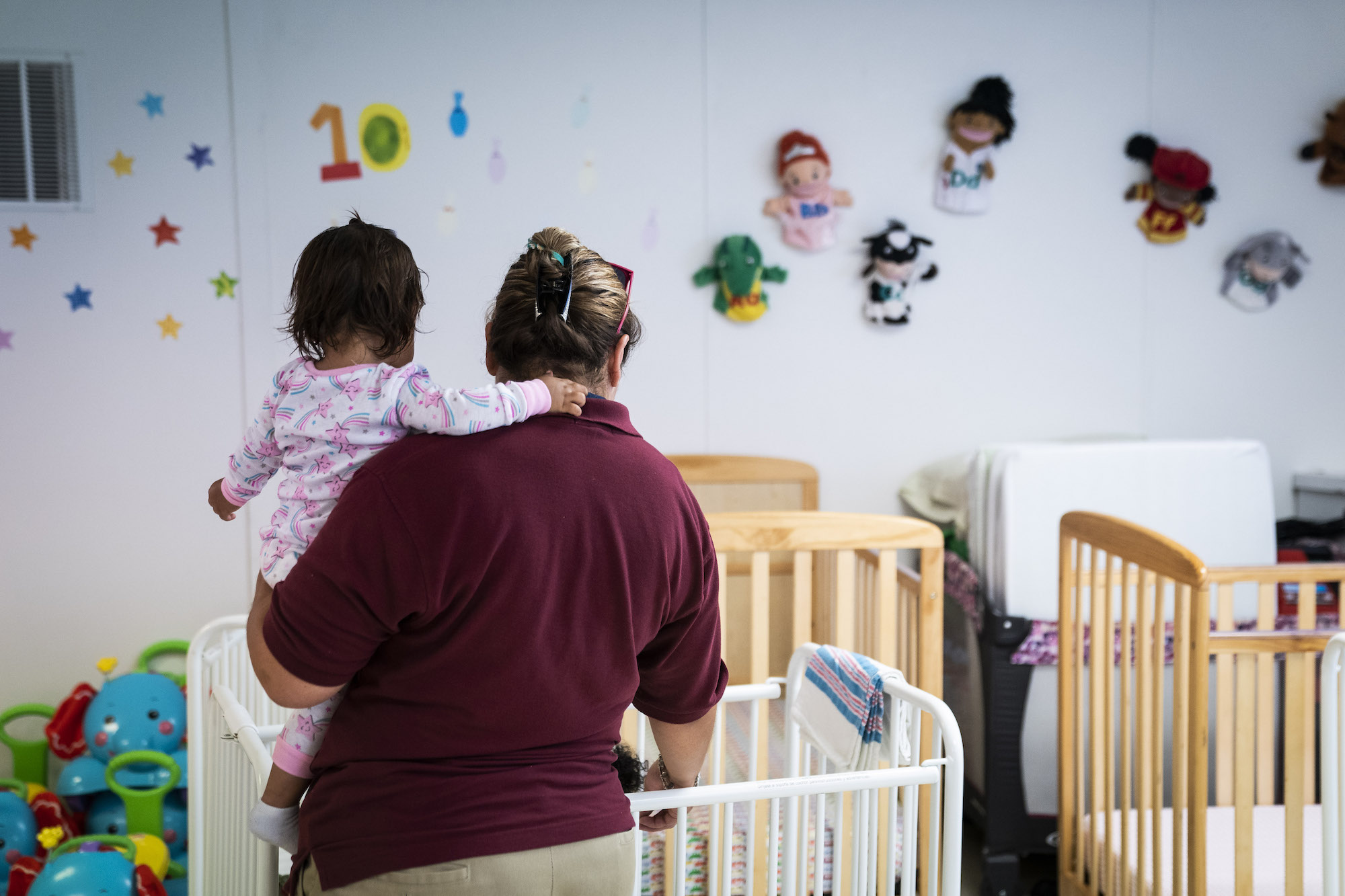 Stark inequality starts early -- with babies, toddlers, report says