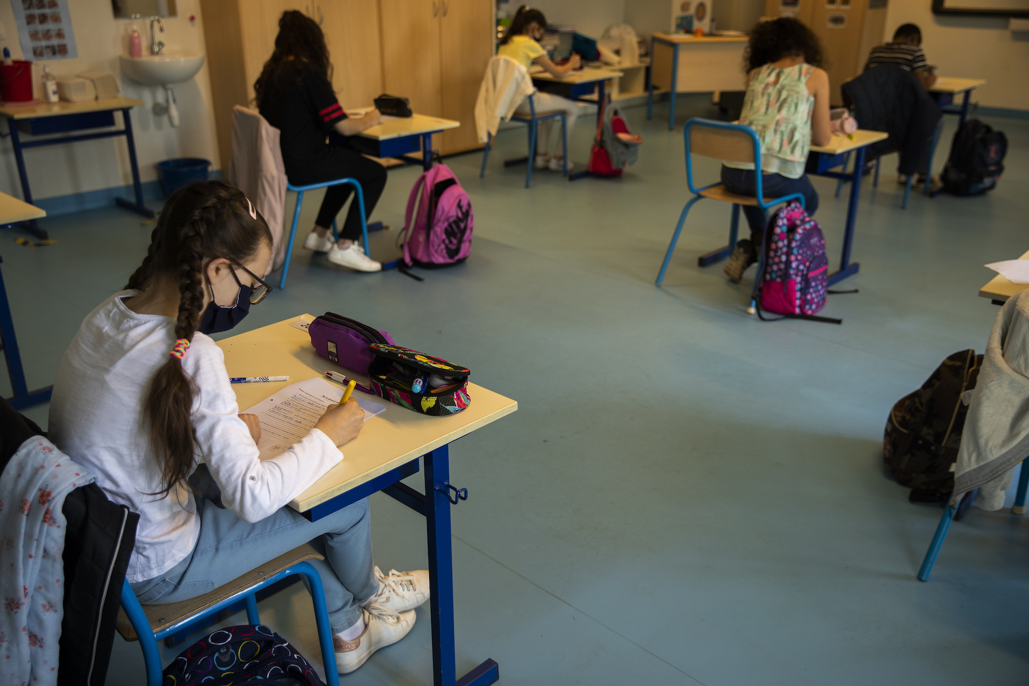 STUDENT VOICE: Once schools reopen fully, some lessons from distance learning will endure