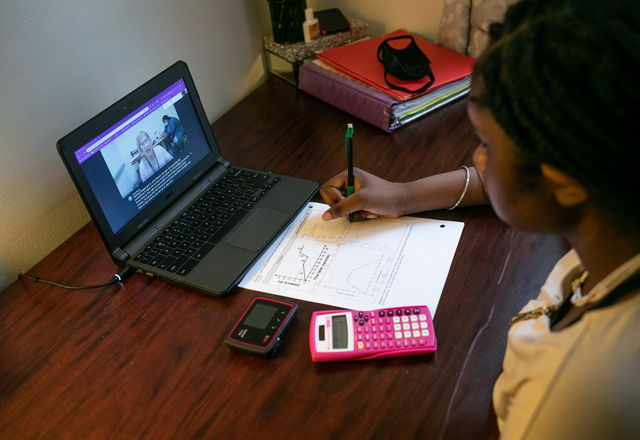 OPINION: Why Black families have found some benefits in distance learning
