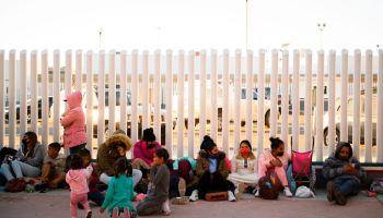 solicitantes de asilo