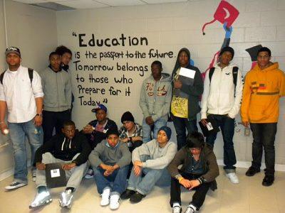 Hispanic college students