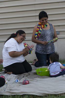 Latino early childhood education