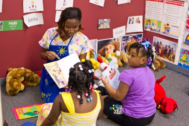 Federal preschool expansion grant