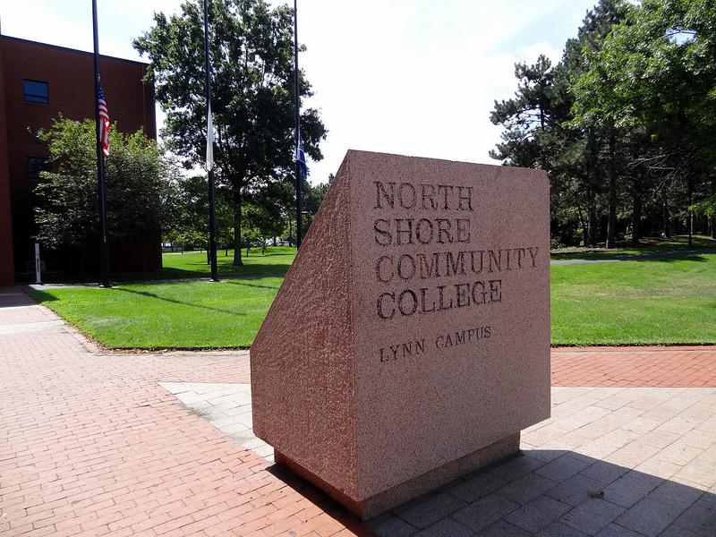 Massachusetts community colleges