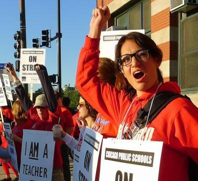 chicago teacher strike