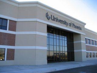 For-profit college enrollment