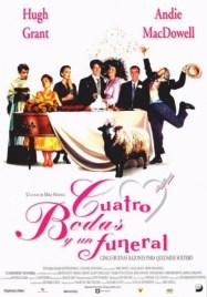 cine cuatro bodas y un funeral