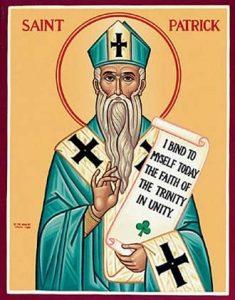Oración La Coraza de San Patricio