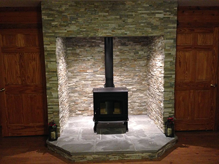 Completed Projects Hechler S Mainstreet Hearth Amp Home