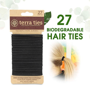 biodegradable hair accessories