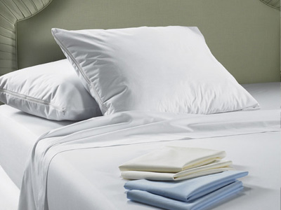 Prevent dust mite allergy and bed bugs with our mattress and pillow casings