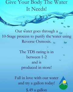Looking for better water?