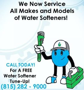 Need a check up on your water softener?