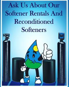 We offer new softeners reconditioned softeners and softeners rentals Callhellip