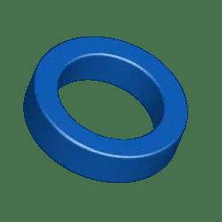 blue-cylinder compressed
