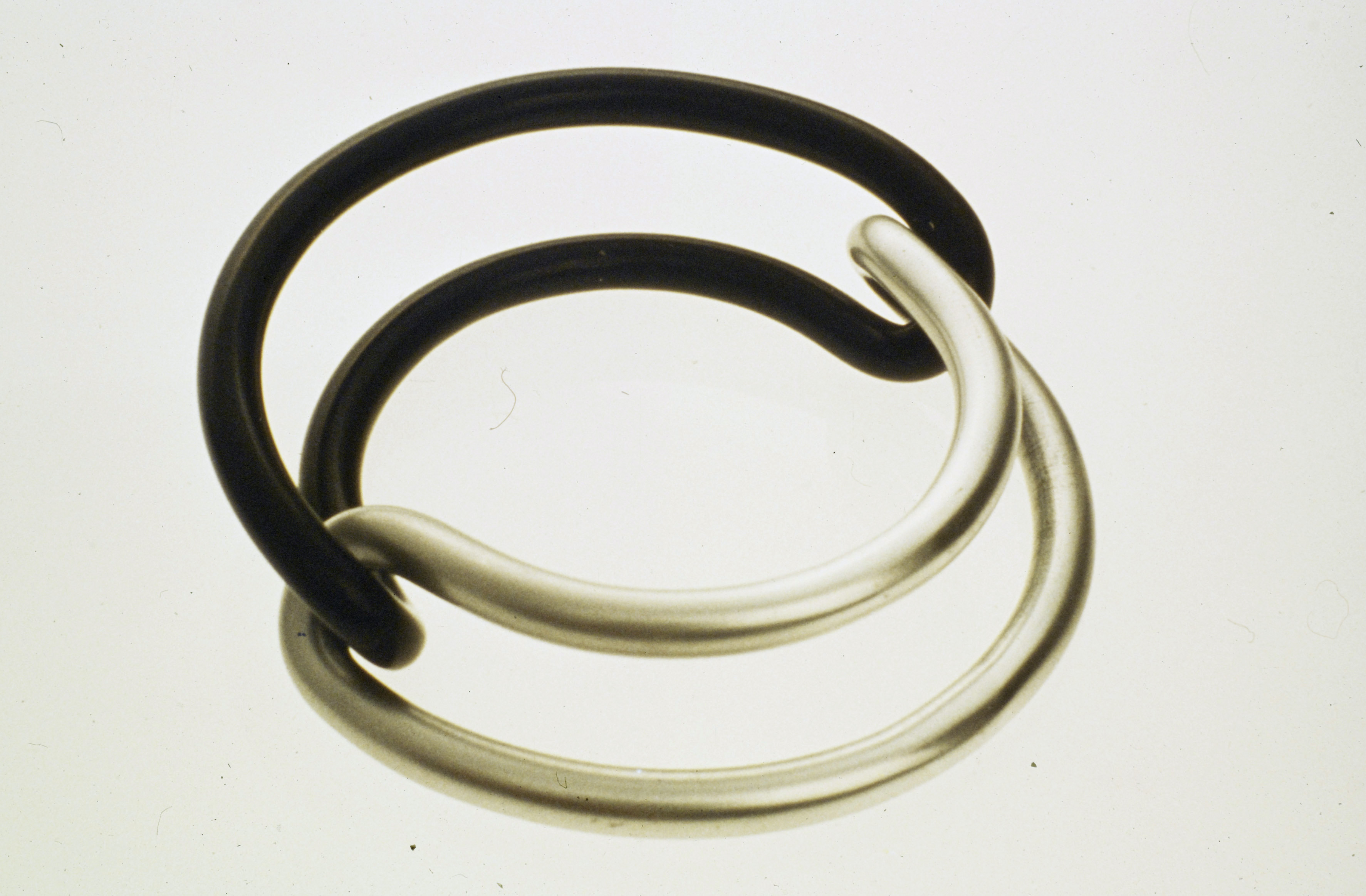 Françoise van den Bosch, armband, aluminium, 1969