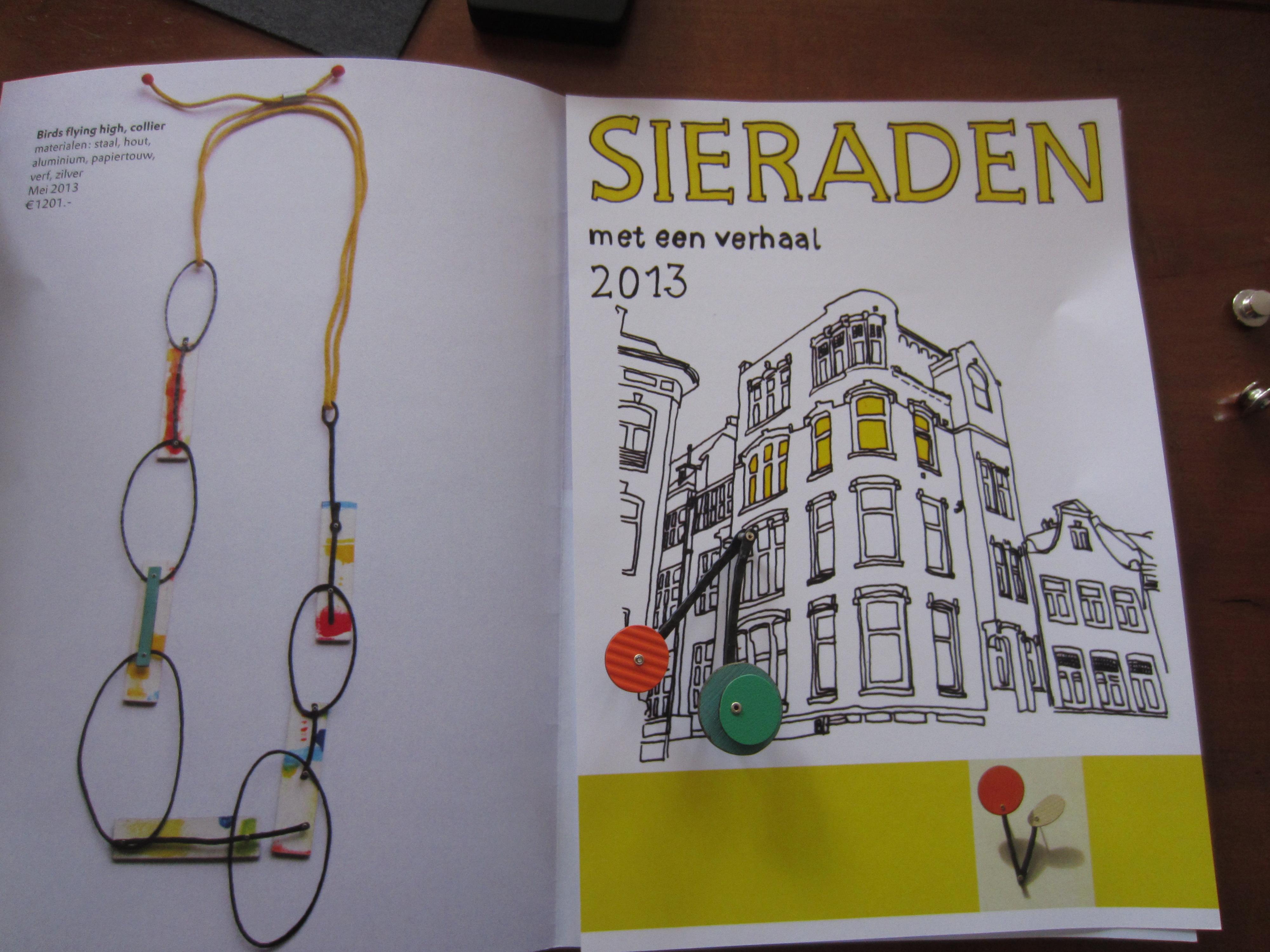 Sieraden met een verhaal 2013, CODA, Apeldoorn