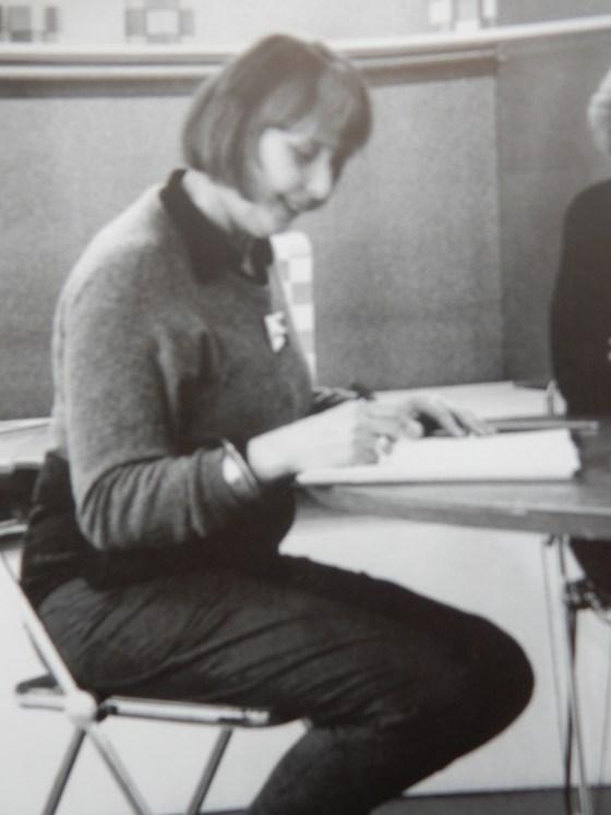 Hyke Koopmans, 1982, portret