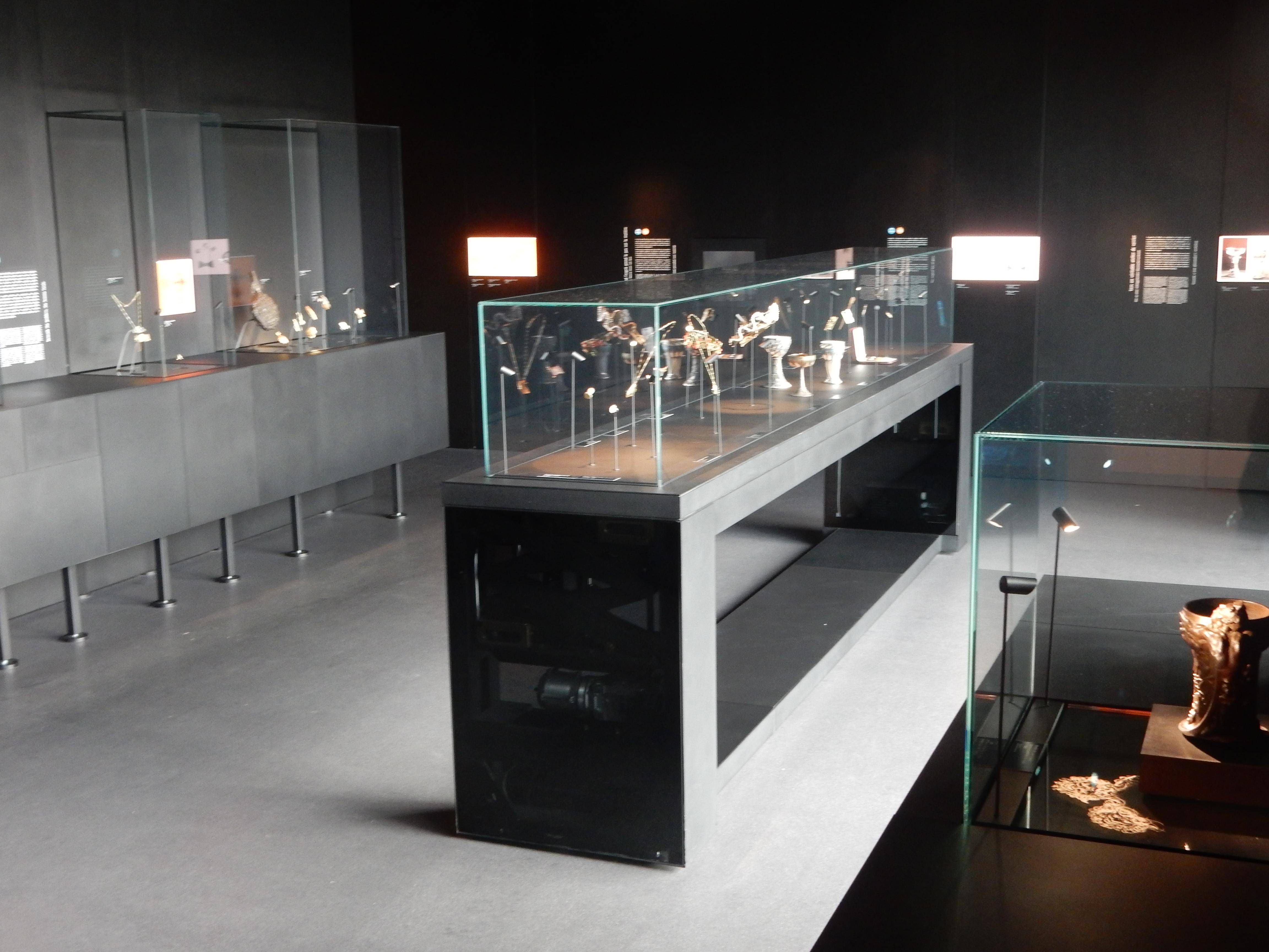 Musée Lalique, Wingen-sur-Moder, 2016
