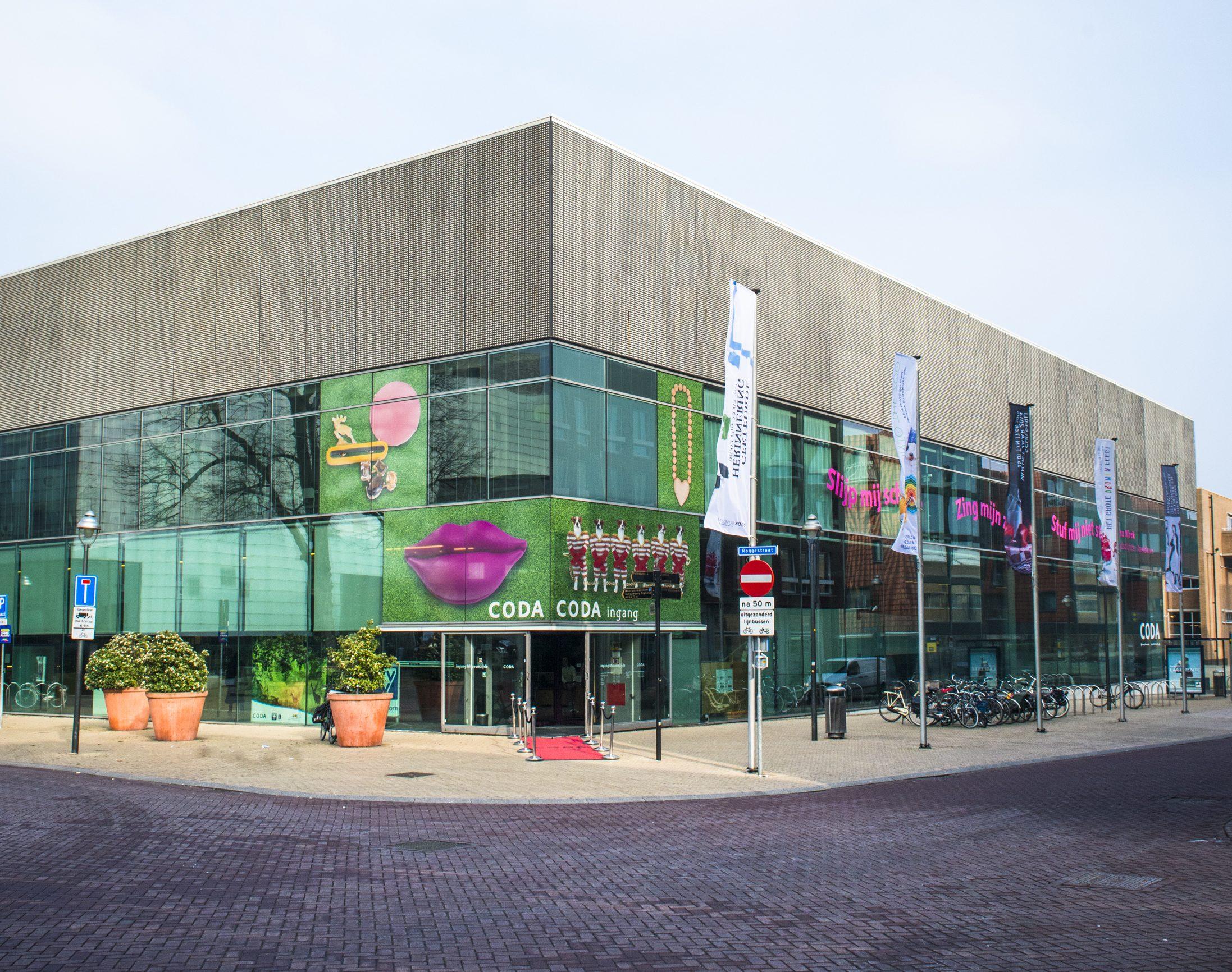 CODA, Apeldoorn, foto Gerhard Witteveen, exterieur
