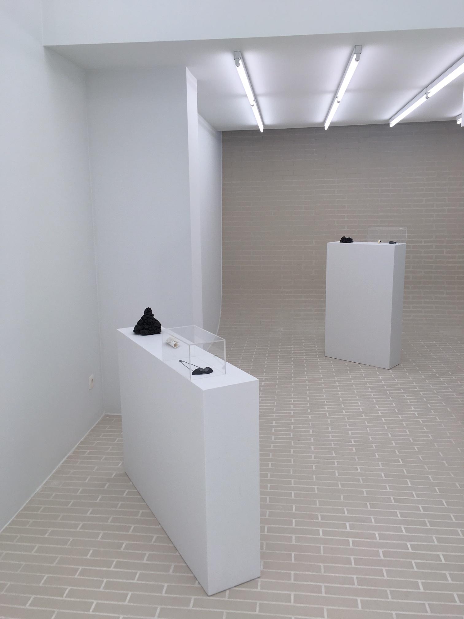 Galerie Beyond, Antwerpen, tentoonstelling, interieur
