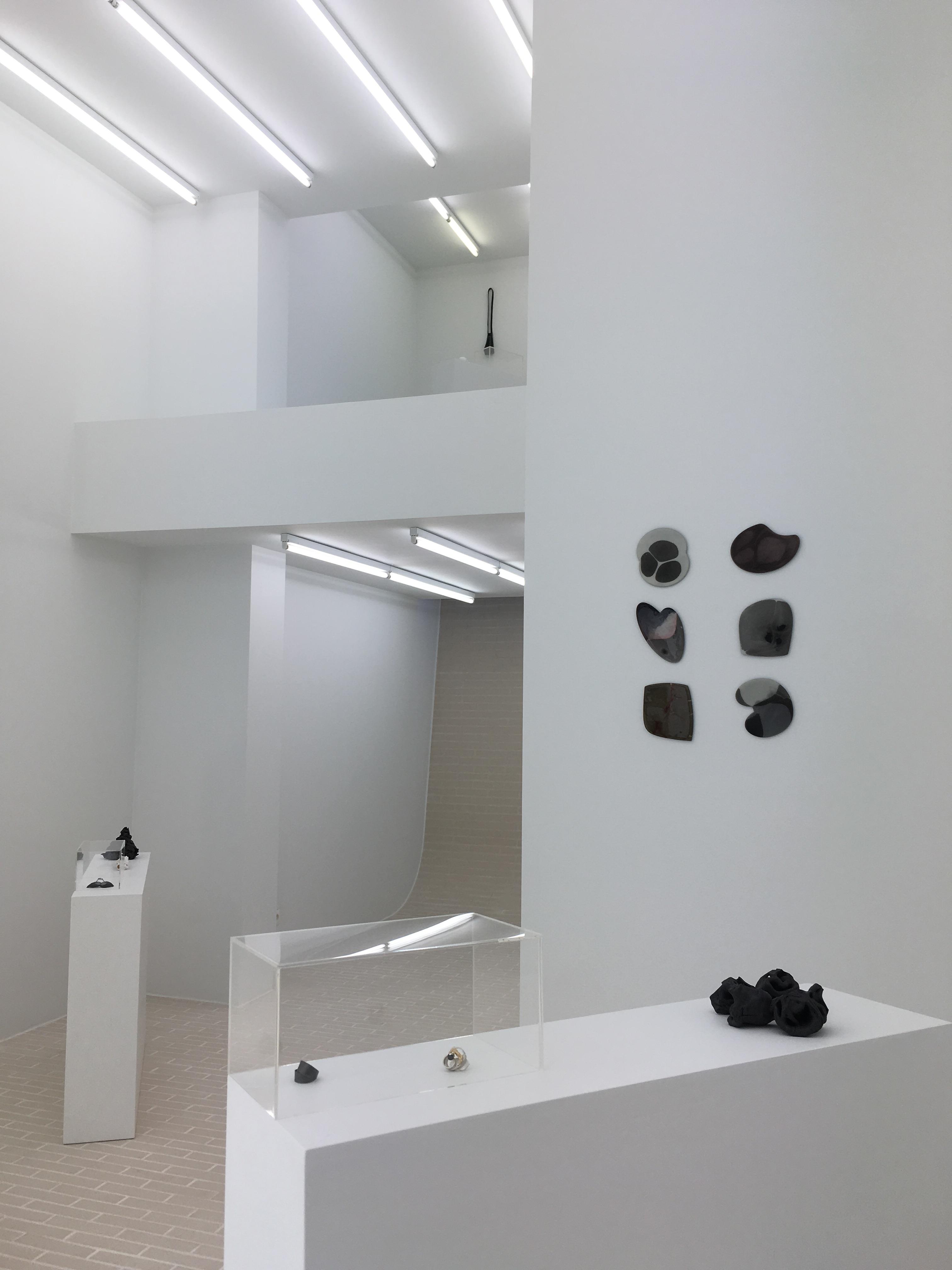 Galerie Beyond, Antwerpen, interieur