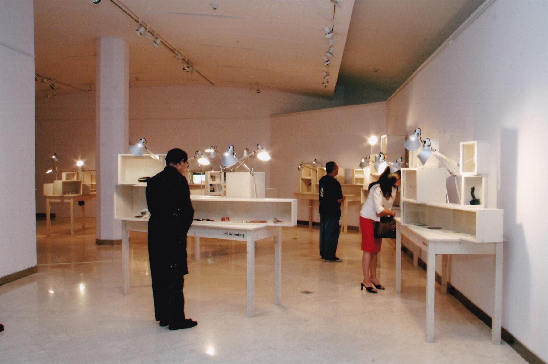 Sterke Verhalen, hedendaagse verhalende sieraden uit Nederland, Erasmus Huis, Jakarta, 2006, tentoonstelling