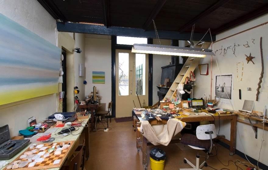 Kesslers atelier voor sieraden, Amsterdam