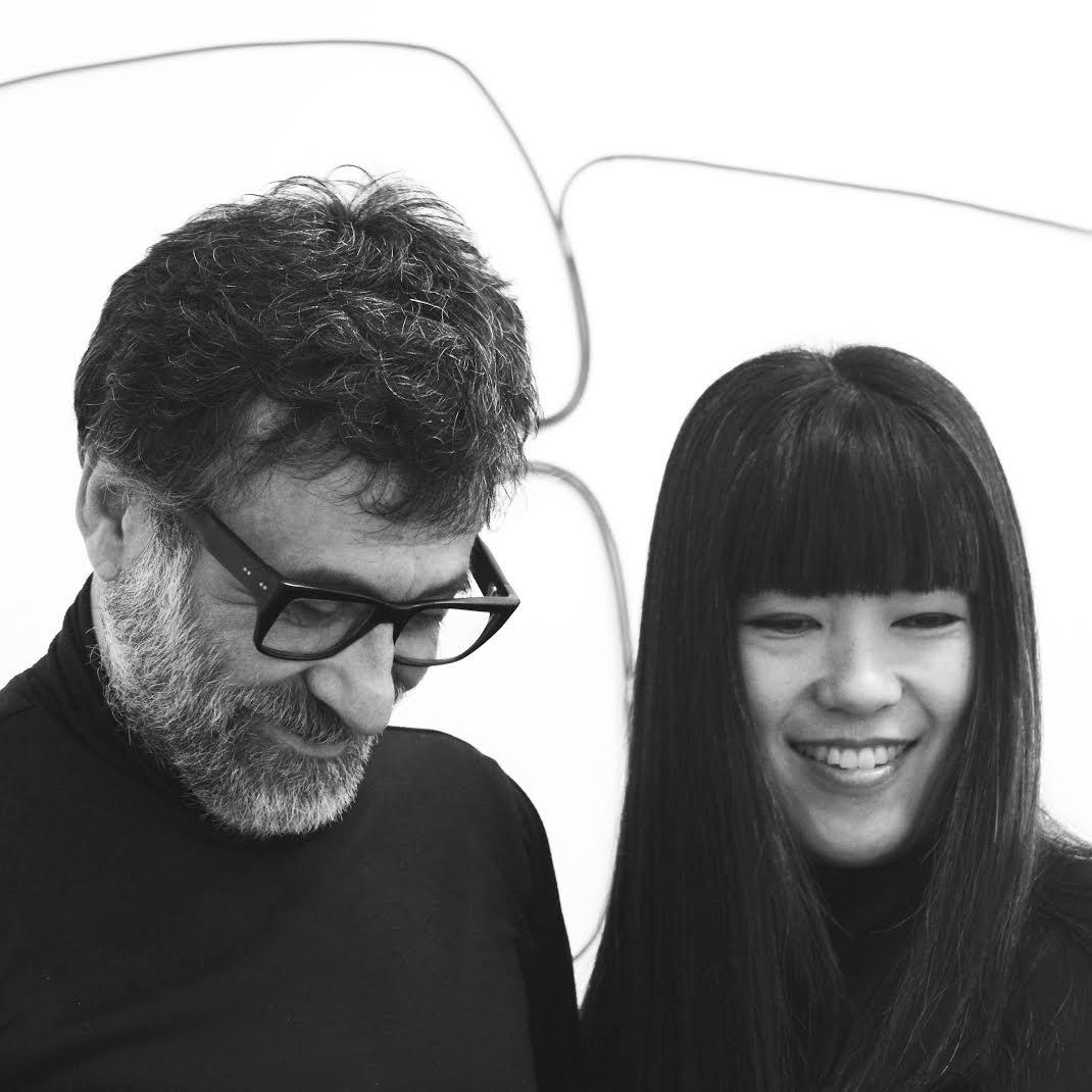 Pietro Pellitteri en Yoko Takirai. Foto met dank aan Yoko Takirai©