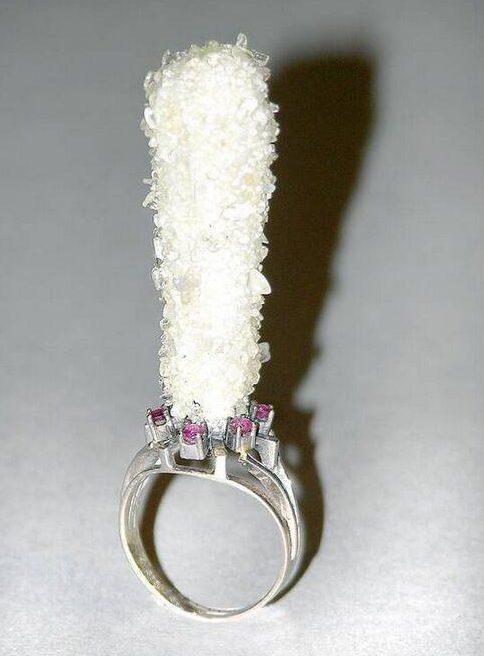 Karl Fritsch, ring, 1993. Foto met dank aan SMS©