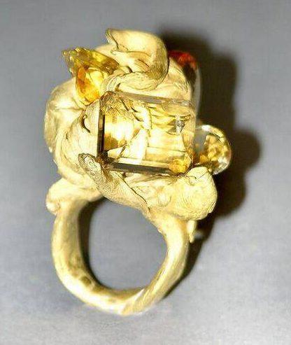 Karl Fritsch, ring, 2005. Foto met dank aan SMS©