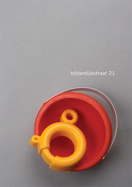 Liesbet Bussche, Urban jewellery, poster, drukwerk, papier