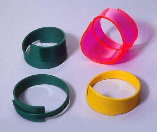 Hans Appenzeller, Serie Sieraad, armbanden, 1976. Foto met dank aan SMS©