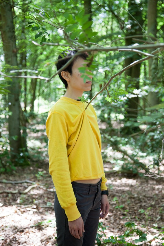 Jing He, Potential Pin, foto, 2014. Foto met dank aan Stichting Françoise van den Bosch©