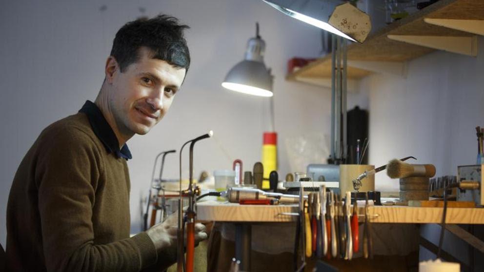 Marc Monzó. Foto met dank aan Stichting Françoise van den Bosch©