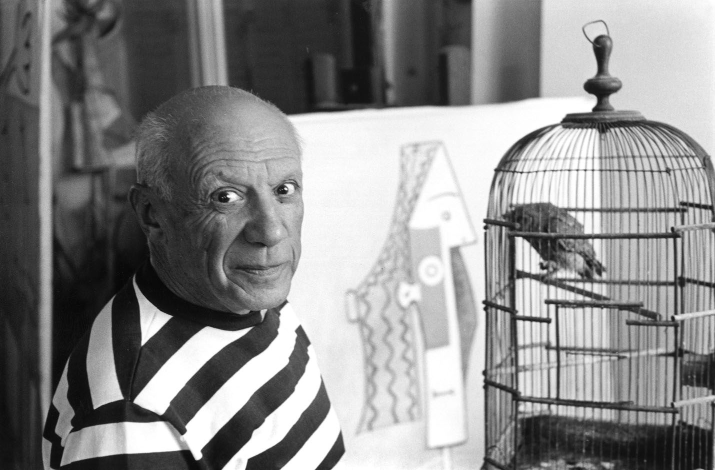 Pablo Picasso. Courtesy of Louisa Guinness Gallery©
